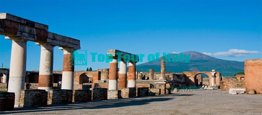 Pompeii Tours from Rome - Best Tour of Italy day trips from Rome