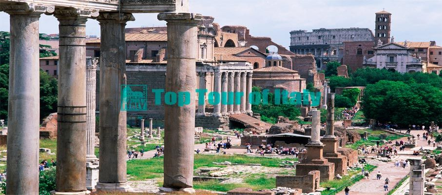 Best Private Tours of Ancient Rome in Limo