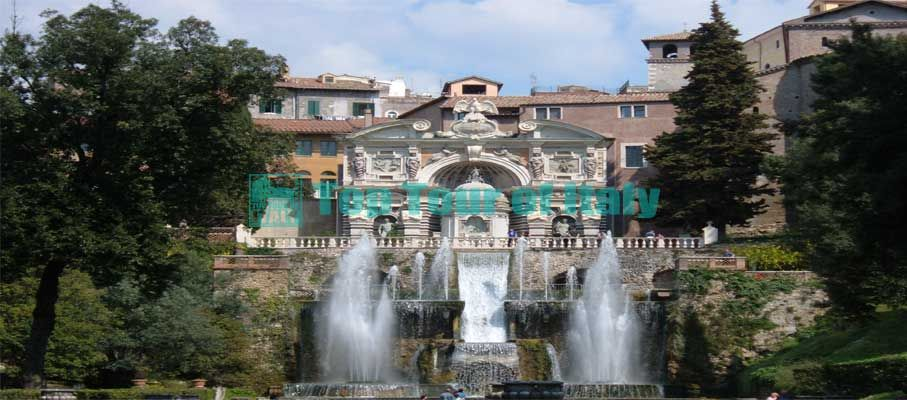 DAY TRIP TO TIVOLI AND CASTEL GANDOLFO FROM ROME