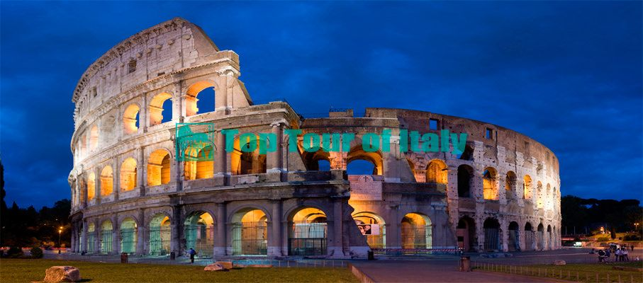 Private Rome tours by night