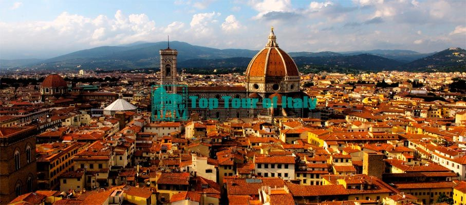 Italy Tours - FLORENCE FROM ROME