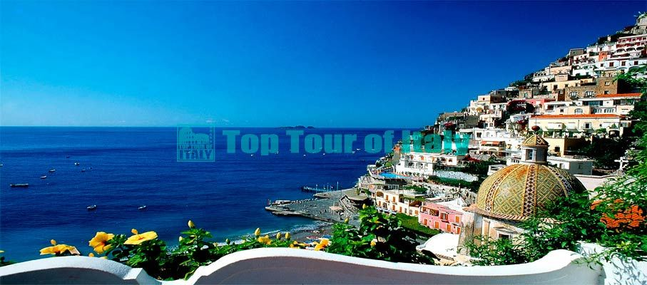 Amalfi Coast private tour from Rome