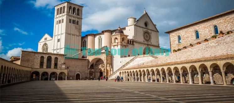 Italy Tours - ASSISI AND CORTONA FROM ROME