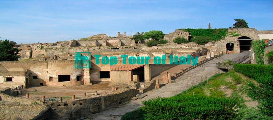 Italy Tours - POMPEII AND THE AMALFI COAST FROM ROME