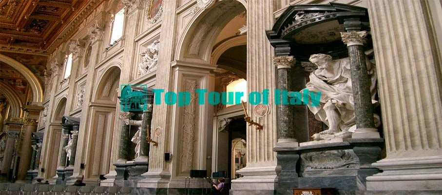 Best Private Tours of Christian Rome in Limo